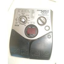 Pedal Zoom 505 Ii