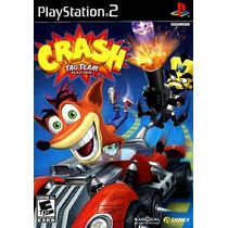 Patch Crash Tag Team Racing Para Ps2 Destravado