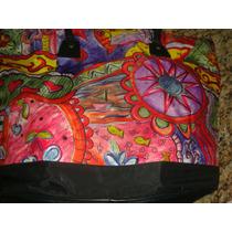 Bolso Playero Varios Colores