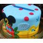 Torta Decorada $230 El Kilo Temática A Elección