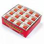 Chiclete Japones Morango Caixa C/ 48 Marukawa Bubble Gum Dc