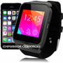 Relogio Telefone Smartwatch W9 Android Nokia Samsung Iphone