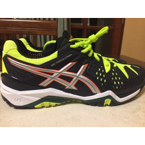 Zapatillas Asics Gel-resolución Tennis/padel