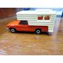 Matchbox N°38 Camper Pick Up Made In England De 1979