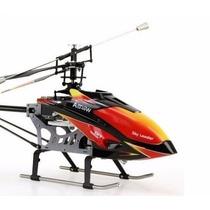 Helicóptero V913 Controle Remoto 4 Canais - Envio Imediato