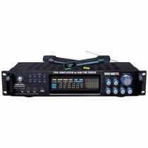 Pyle Pwma2003t Pre-amplificador Hibrido 2000 Watt Pwma-2003t