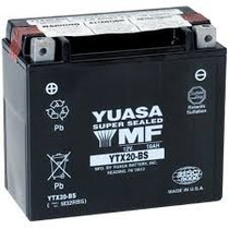 Bateria Yuasa Ytx20l-bs Harley Davidson/gold Wind/road Star
