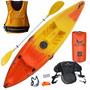 Kayak Yukon Samoa Para Pesca Combo Full Tienda Oficial Samoa