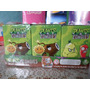 Huevo Sorpresa Tipo Kinder Plantas Vs Zombies 6pz Chocolate