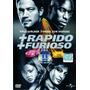 Rapido Y Furioso 2 - 2 Fast 2 Furious - Dvd Original Usado