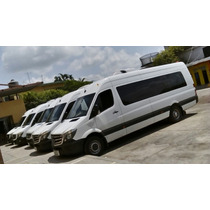 Renta Camionetas Sprinter 20 Pax Buses Irizar Para 46-49 Pax