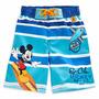 Traje De Baño Short Disney Mickey 18, 24 Meses 3 Años
