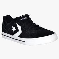 Zapatillas Converse Gates Ox Black / White
