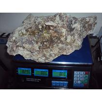 Coleção Haiweeita, Uranofânio, Fluorita, Calcita, Albita