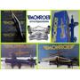 Amortiguadores Traseros Y Delanteros Fiat Palio /siena 01-07