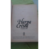 Harpa Cristã Em Partitura De 1981