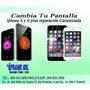 Cambia La Pantalla De Tu Iphone 6 No Te Quedes Con Ella Así