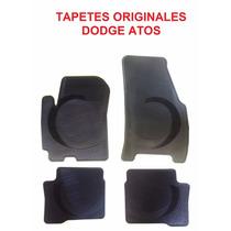 Tapetes Originales Dodge Atos Envio Gratis Al Mejor Precio!