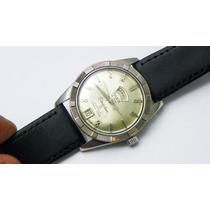 Reloj Haste Stratoliner De Luxe Con Caja De Acero, Automáti