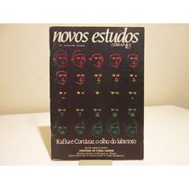 Revista Novos Estudos Cebrap - Kafka, Cortázar, Fidel Castro