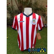 Chivas Guadalajara Reebok Edicion Especial Tigre Sepulveda ¡