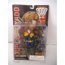 Judge Anderson Juez Dredd Re Action Figures