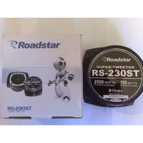 Super Tweeter Roadstar Rs-230st 100w Rms 3000w Pmpo - 8 Ohms