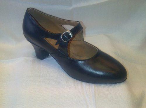 zapato danza española 2 290 00 en mercado libre