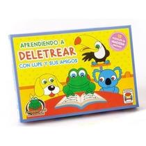 Aprendiendo A Deletrear Juegos Didacticos Madera Nuevo