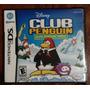 Club Penguin - Disney / Nintendo Ds Lite Dsi 3ds