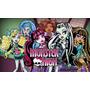 Monster High- Papel De Arroz A4.frete R$ 10,80 Todo Brasil.