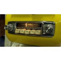 Radio Auto Antiguo Con Caja Y Parlante Isetta 300