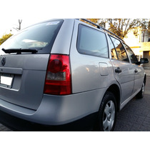 Volkswagen Gol Country 2009 2do Dueño 88.000 Km Aire Y Direc