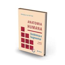 Livro De Anatomia Humana Da Editora Atheneu, Livros Medicina