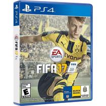 Fifa 17 Ps4 Playstation 4 Fisico Nuevo Preventa