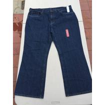 Jeans Croft & Barrow Tallas Extras 44x32 40% Descuento