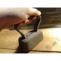 Antigua Plancha Alemana Boker Para Planchar Cuellos
