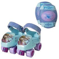 Patines Niña Frozen Playwheels® Elsa Princesas +rodilleras