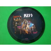Kiss Interview Then Now Lp 12 Picture Disc Uk Vinilo Hh