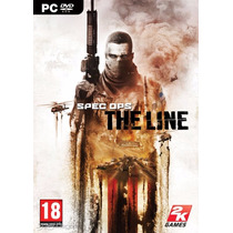Pro - Spec Ops: The Line Código Para Pc En Steam + Regalo