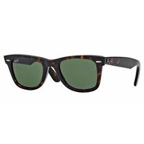 Gafas De Sol Ray-ban Wayfarer Rb2140 902 50mm Originales