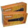 Kit 2 Microfones Shure Sv200 Dinâmico Cardioide Garantia
