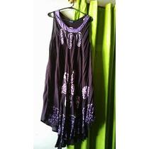 Vestidos Hindu Pintados O Bordados T 2xl Y 3xl $ 590