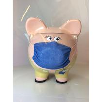 Alcancia Dentista Odontologa Niña Marranito Cochinito Puerqu