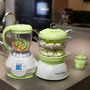 Procesador De Alimentos Babymoov Nutribaby Zen Verde