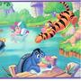 Juguete Disney Winnie The Pooh Muro Fronterizo Diversión Y