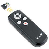 Puntero Presentador Laser Genius 100 Wireless Usb