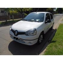 Renault Clio Mio 2014 3ptas Aire Airbag Abs Bluethoot Alarma