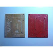 Placas De Circuito Impresso Confecção/fábrica Pci Pcb Layout