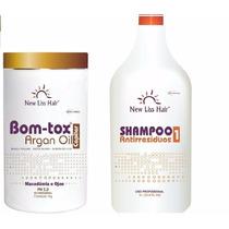 Shampoo New Liss + Botox S/formol 1kg Selante Capilar